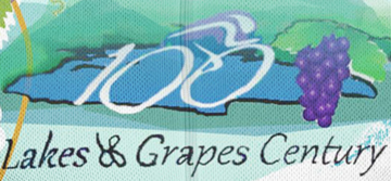 Picture of Lakes and Grapes Century
