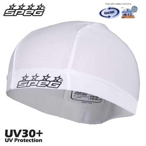 Picture of SPEG UVPro Head Cooler Cycling Helmet Liner Beanie SPF30
