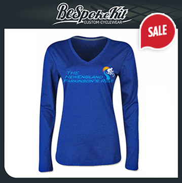 Picture of Ladies Long Sleeve Dri-FIT Tech T-shirt