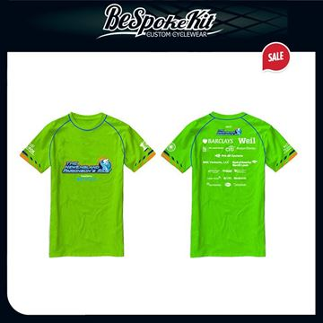 Picture of 2017 Event Technical T-Shirt (Neon Green) Only in 2XL!