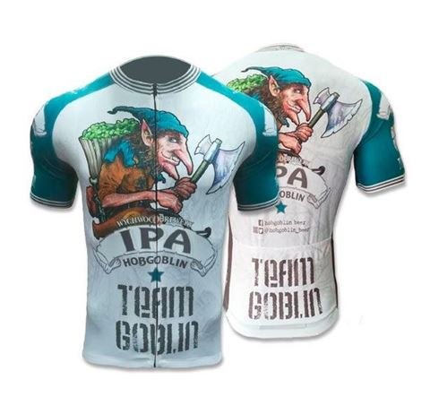 Picture of Hobgoblin IPA Club Cut Mens Cycling Jersey