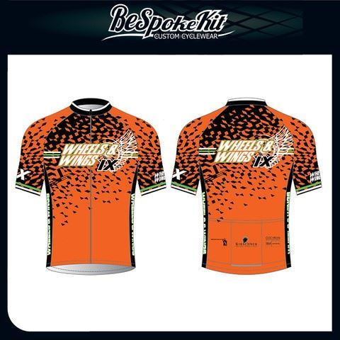 Picture of Wheels & Wings Club Cut Jersey (Mens and Womens)
