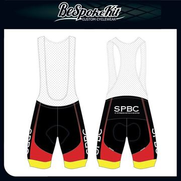 Picture of SPBC Ladies Race Fit Bib Shorts