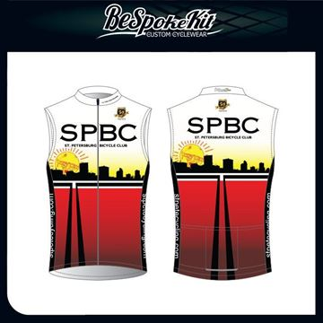 Picture of SPBC Ladies Club Cut Sleeveless Jersey