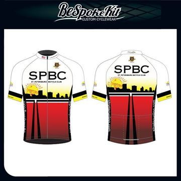 Picture of SPBC Ladies Club Cut Short Sleeve Jersey