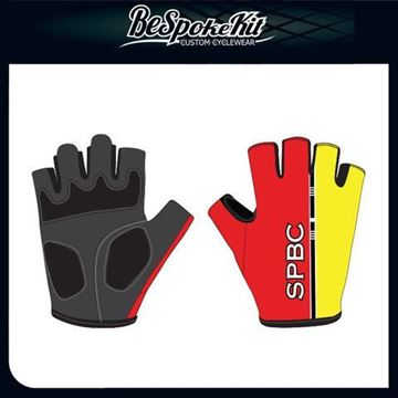 Picture of SPBC Short Fingered Cycling Gloves