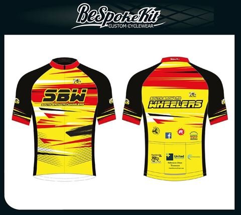 Picture of SBW Race Cut Short Sleeve Jersey (mens and womens)