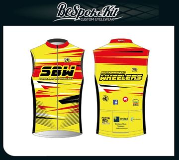 Picture of SBW Wind Vest Gilet (mens and womens)