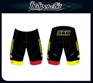 Picture of SBW Mens and Womens Race Fit Shorts