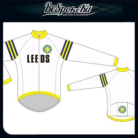 c4ff77eec Picture of Leeds United Americas Club Cut Jersey (Short and Long Sleeve)