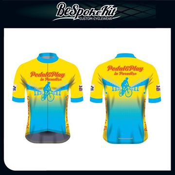 Picture of NEW P&PiP 2019 Club Cut Short Sleeve Jersey