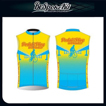 Picture of NEW P&PiP 2018 Club Cut Sleeveless Jersey