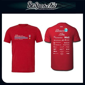Picture of 2018 Event Technical T-Shirt (Red)