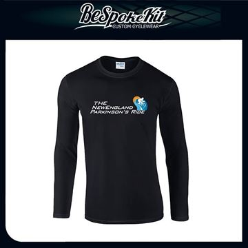 Picture of Mens / Unisex NEPR Long Sleeve Dri-FIT Tech T-shirt