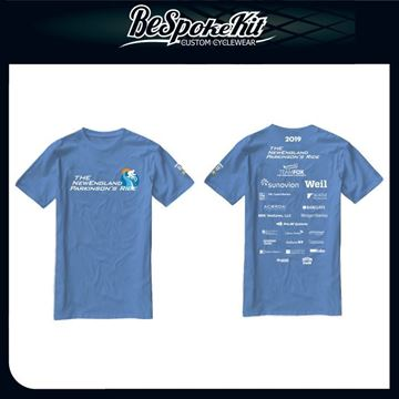 Picture of 2019 Event Technical T-Shirt (Blue)