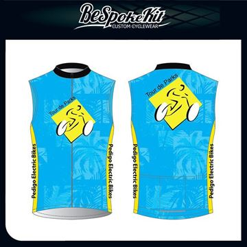 Picture of Tour de Parks 2020 Sleeveless Event Jersey