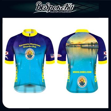 Picture of SMBC Club Cut Cycling Jersey