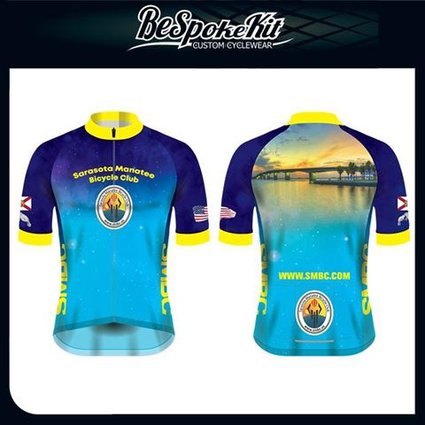 Picture of SMBC Race Cut Cycling Jersey
