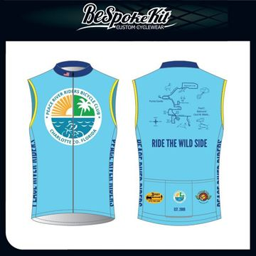 Picture of PRR Club Cut Jersey sleeveless (mens and womens)