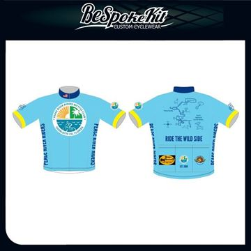 Picture of PRR Race Cut Short Sleeve Jersey (mens and womens)
