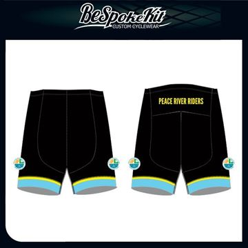 Picture of PRR Race Fit Bib Shorts and Shorts